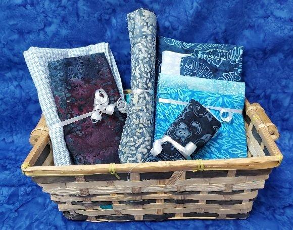 Summer Fun Bundle - Blue Batiks