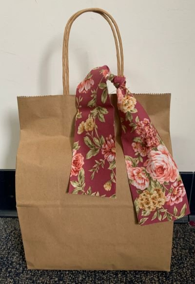Brown Bag Floral Traditional 2021