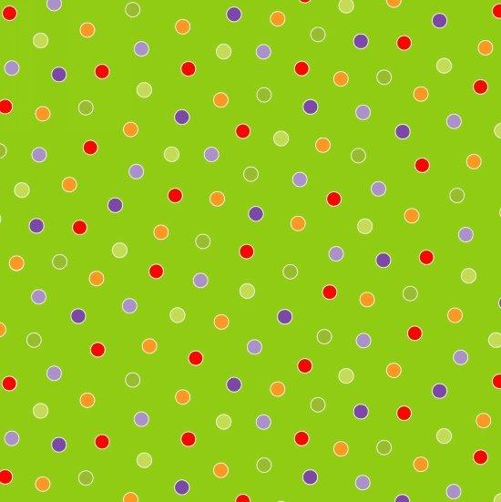 Fangtastic Dots-Green
