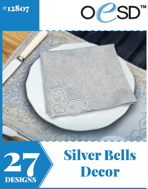 Silver Bells Decor
