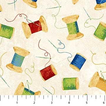 A Stitch in Time - Spools