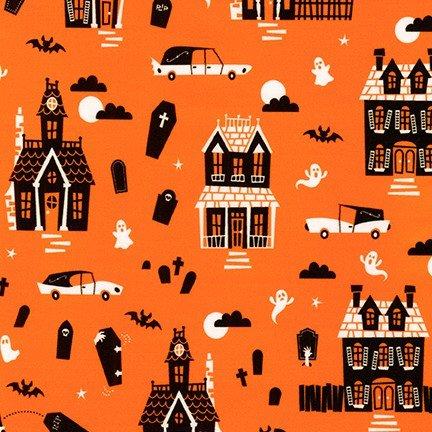 Eerie Alley Orange