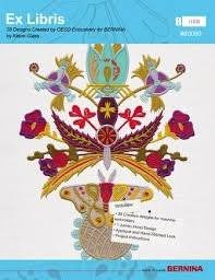 Ex Libris 38 Embroidery Designs