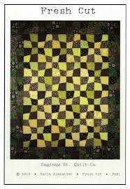 Fresh Cut Quilt Pattern