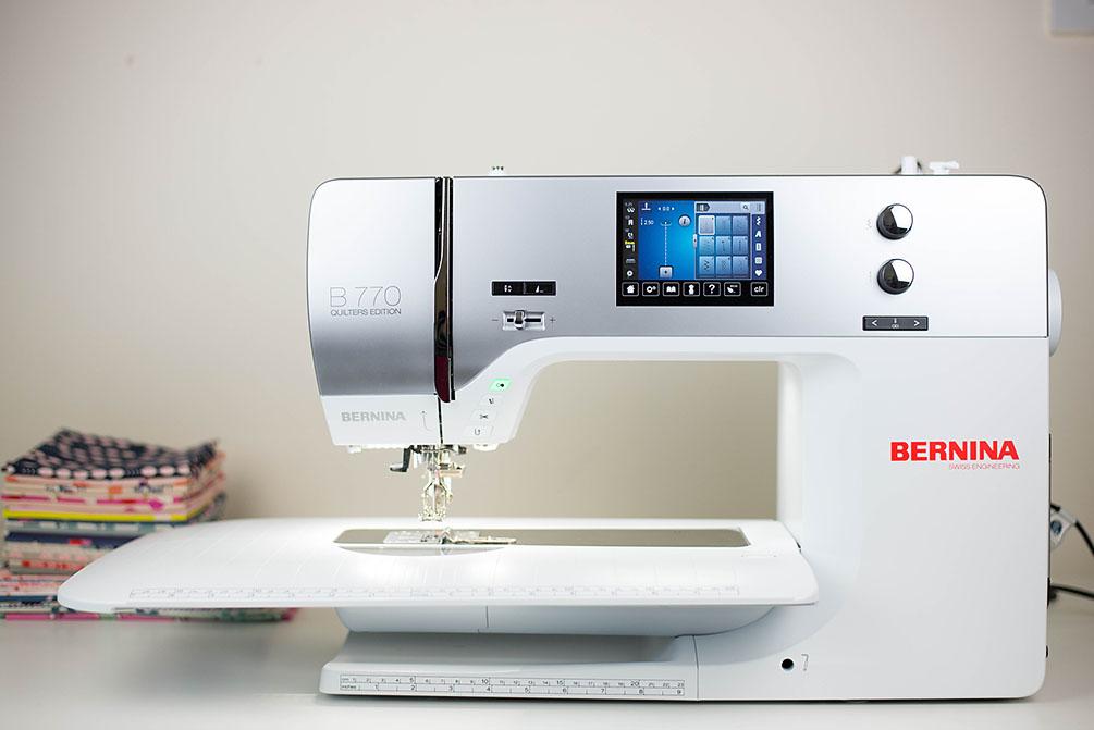 Dating bernina sewing machines