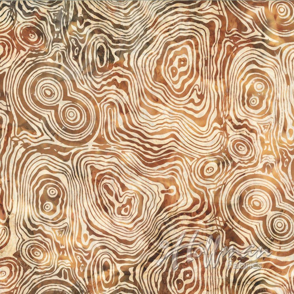 Bali Batik - Malachite Amber