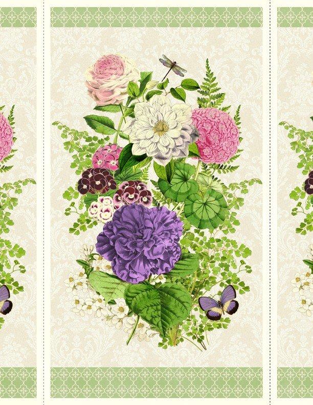 Flower Show Large Panel Multi