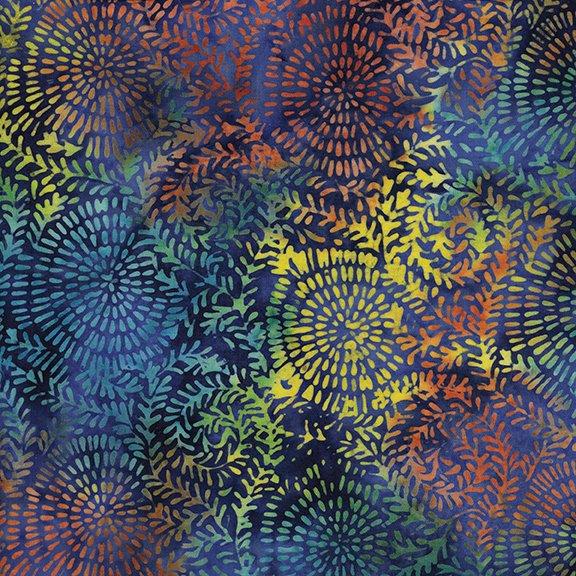 Swirl Leaf - Rainbow