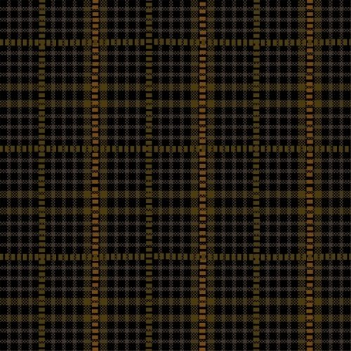 Yarn Dye Plaid Black 2155Y/99