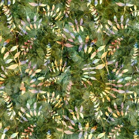 Botanica - Leaf Vine Pine 27414-G