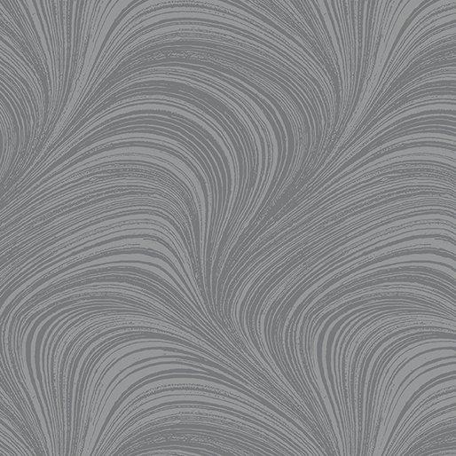 Wave Texture 2966-14 Steel/Gray