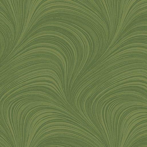 Wave Texture 2966-46 Green