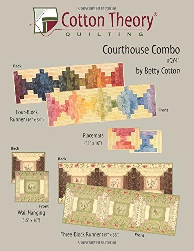 Courthouse Combo: Cotton Theory Quilting