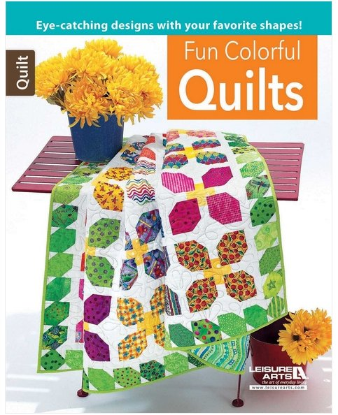 Fun Colorful Quilts