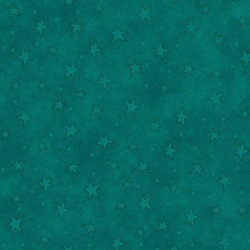 GLA-8294-78 Teal Star Tone on Tone