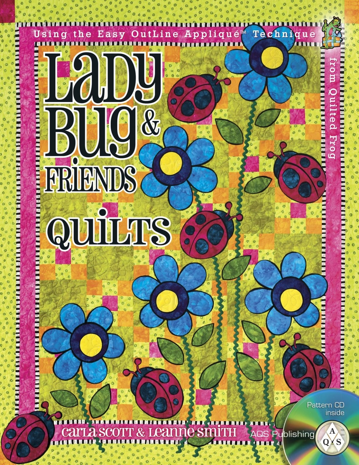 Lady Bug & Friends (includes CD-ROM)