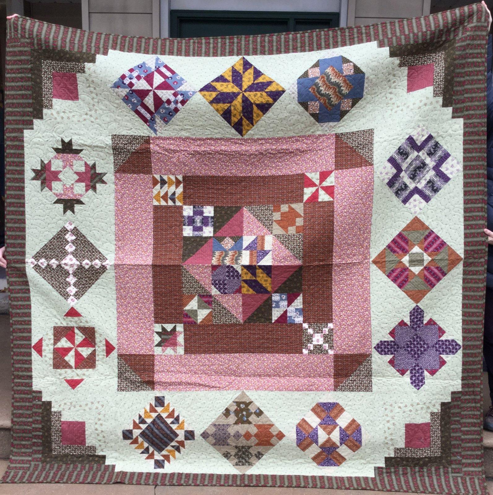 Little Big Quilt (88 x 90)
