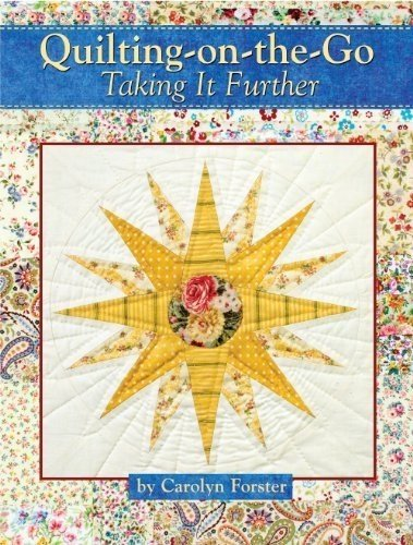 Quilting-on-the-go:  Taking It Further