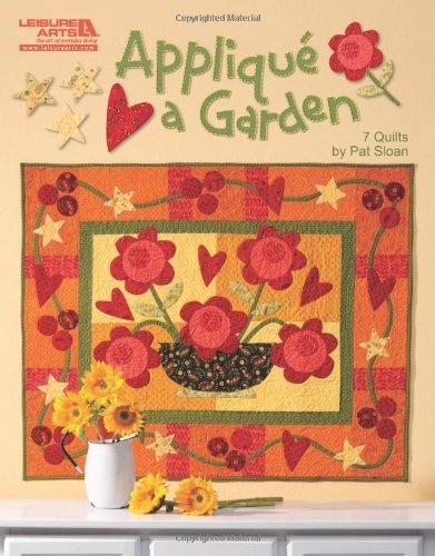 Applique a Garden