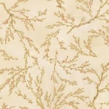 Robert Kaufman - Oriental Traditions Metallic Natural
