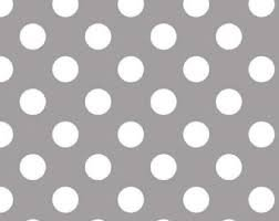 Riley Blake Medium Dots - gray