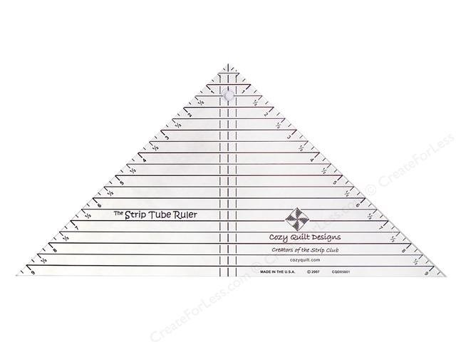 The Strip Tube Ruler