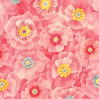 Moda - Lulu Collection - Blooms Blush