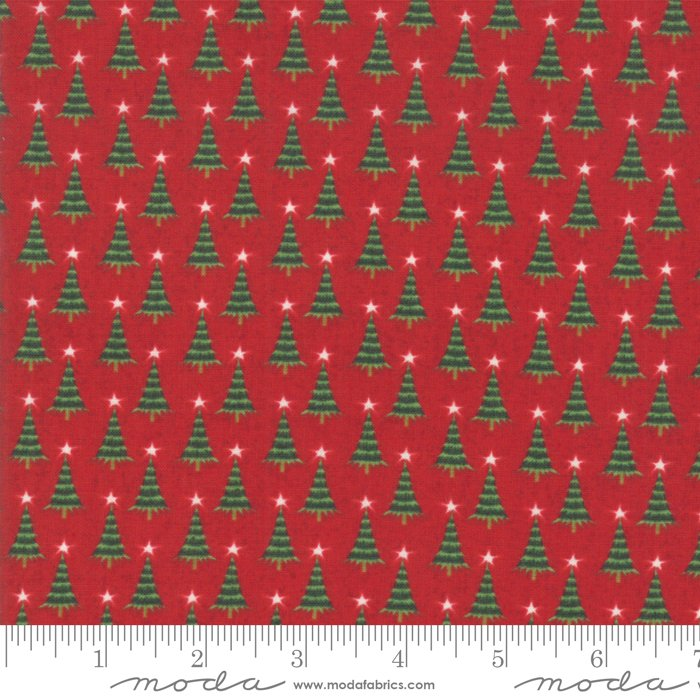 Moda Kringle Clause Berry 30596 13