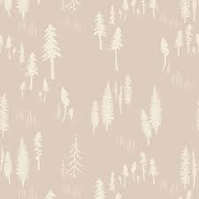 Art Gallery Fabrics - Hello Bear: timberland trunk