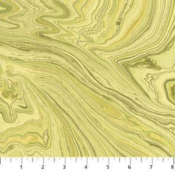 Northcott Artisan Spirit - Sandscapes - Moss
