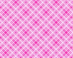 Lakehouse - Diagonal Check: Raspberry Plaid