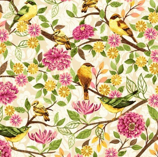 Studio E Fabrics Jardiniere 3613 04