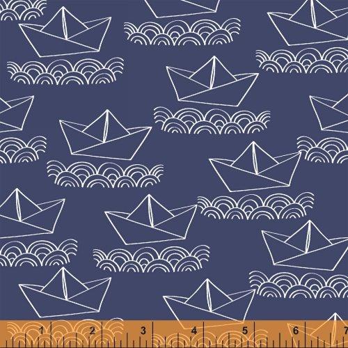 Windham Fabrics - Ahoy Matey: Paper Boats