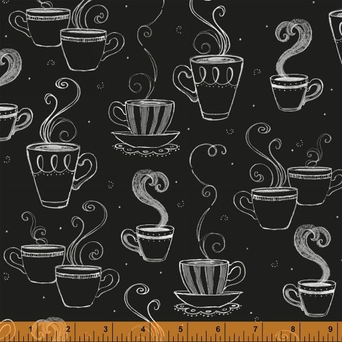 Windham Fabrics - Blend by Fiona Stokes-Gilbert Coffee Mugs