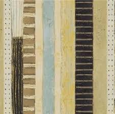 P & B Neutral Territory 634-Z Geo Stripes