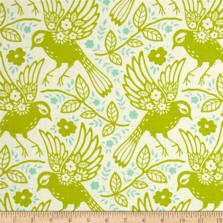 Free Spirit - Meadowlark - Chartreuse