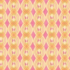Shell Rummel by Blend Mariposa Flight Pattern - Pink/Yellow