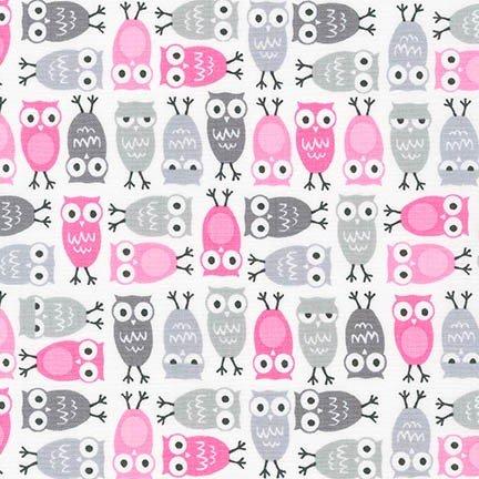 Robert Kaufman Urban Zoologie Minis Pink