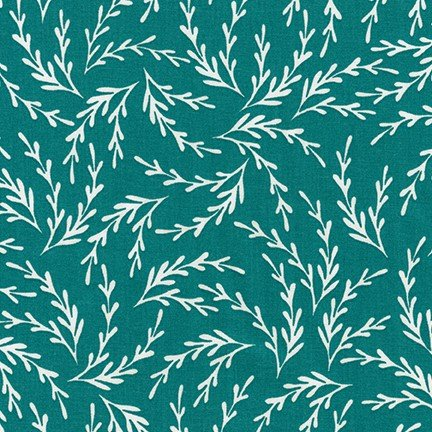 Elizabeth Hartman for Robert Kaufman - Reef - AZH-16972-213 Teal