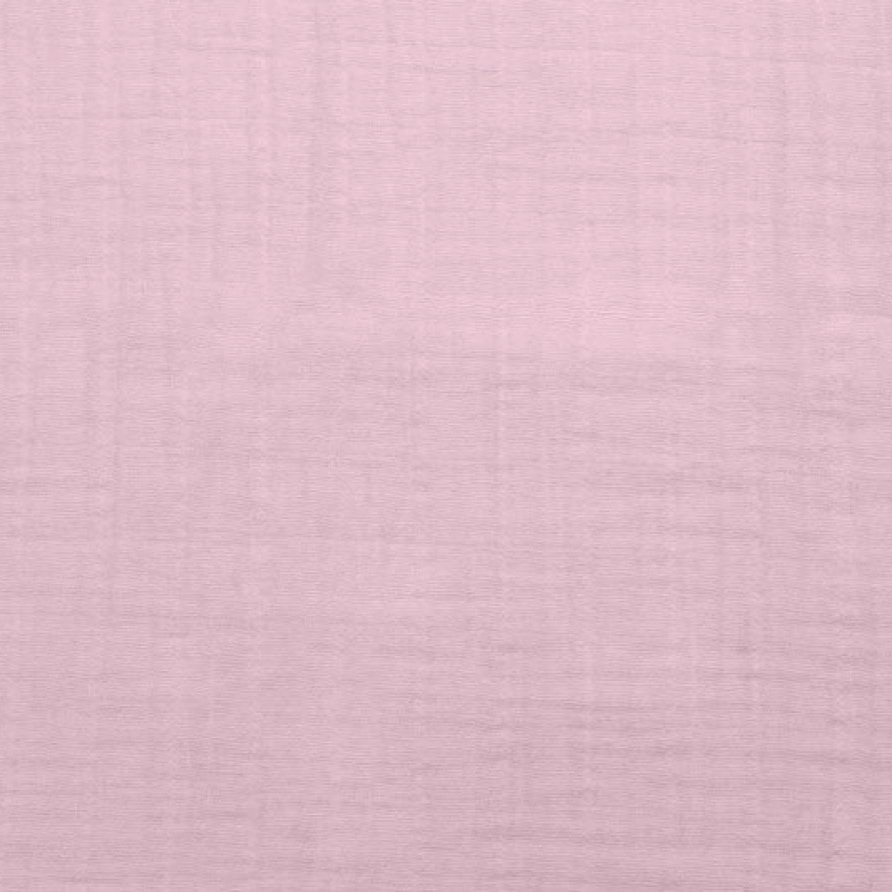 Shannon Fabrics Embrace Solid - Baby Pink Double Gauze Fabric