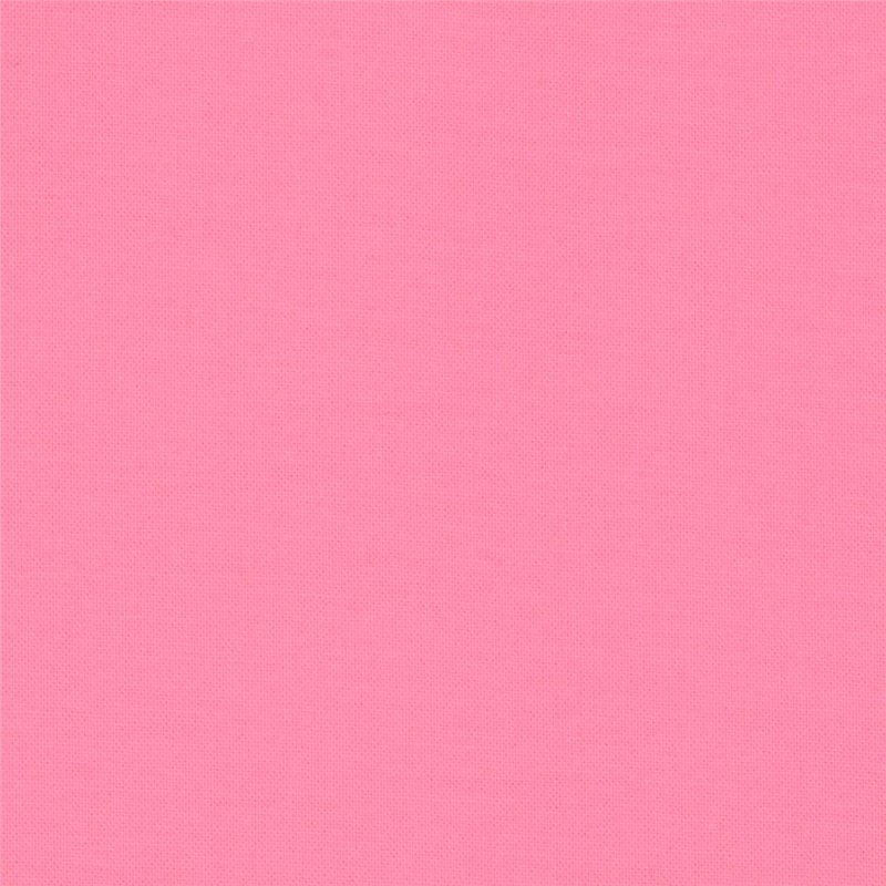 Kaufman Kona Candy Pink