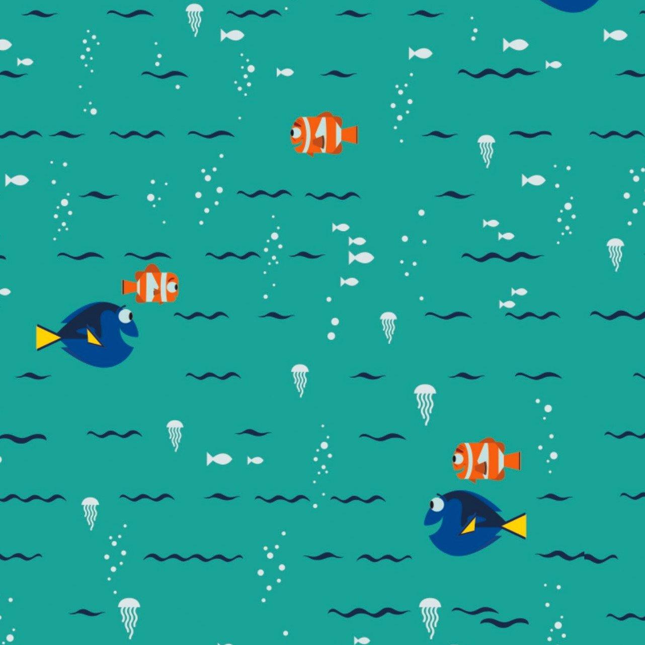 Camelot Fabrics Disney Finding Dory -Swim 85170103 02