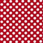 Michael Miller - Ta Dot Red