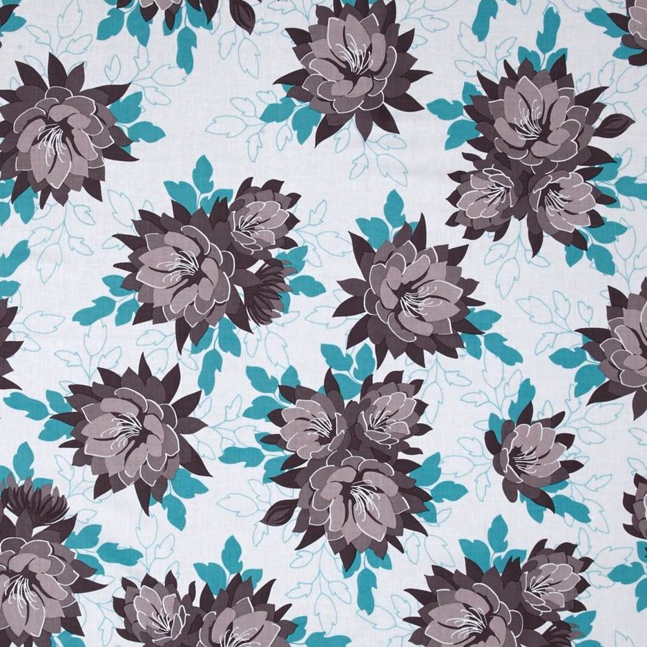 Riley Blake Desert Bloom - Blue