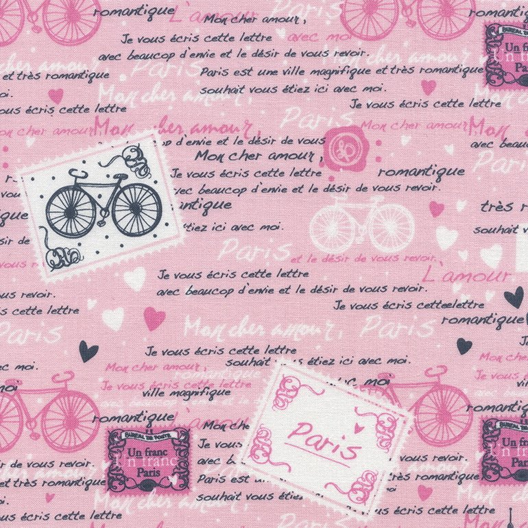 Timeless Treasures Fun-C3643 Pink