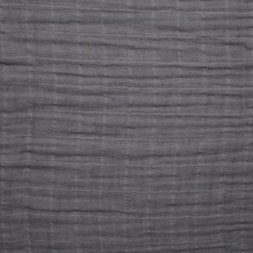 Shannon Fabrics Double Gauze - Solid Embrace Graphite