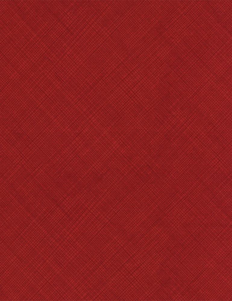 Timeless Treasures Hatch - C2959 - Scarlet