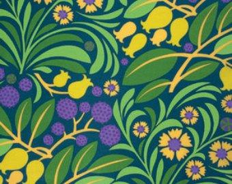 Free Spirit - Gregory's Garden: Blossoms & Berries -Citrus