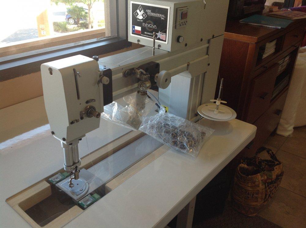 Sit Down Innova : sit down quilting machine - Adamdwight.com