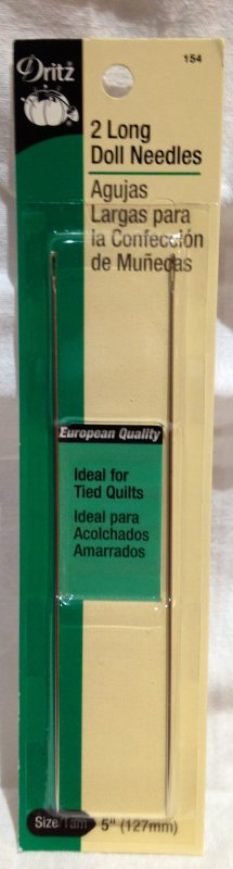 Doll Needles by Dritz